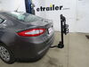 2014 ford fusion rv and camper bike racks swagman hanging rack hitch on a vehicle