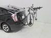 2013 toyota prius hitch bike racks swagman tilt-away rack fold-up fits 1-1/4 inch 2 and s63410
