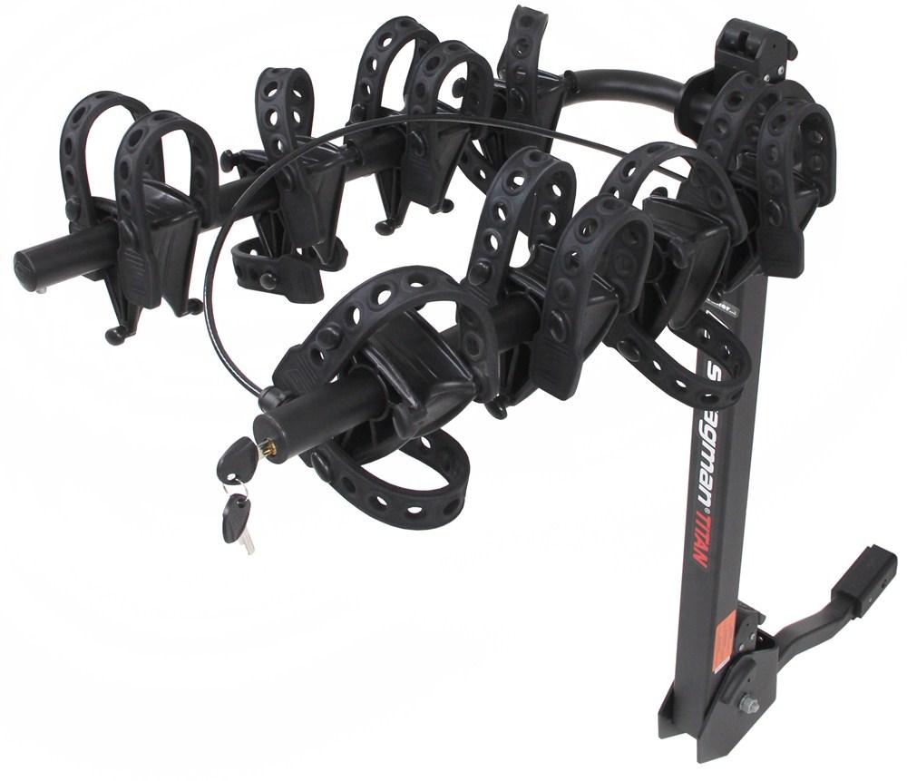 S63410 - Bike Lock Swagman Hitch Bike Racks