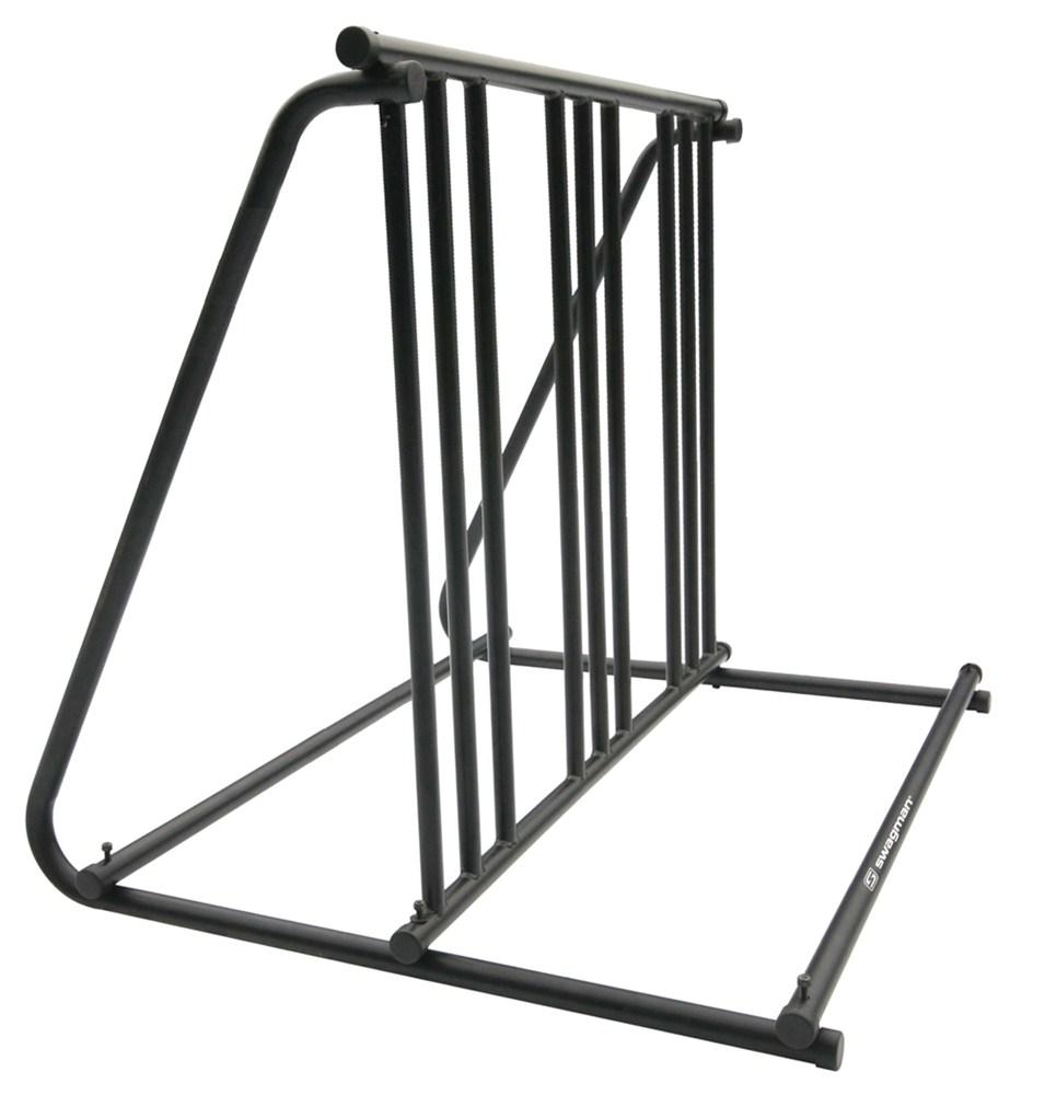 S64016 - Black Swagman Floor Rack