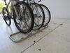 0  bike storage swagman floor rack wheel mount in use