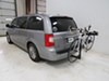 "Swagman Original - 3 Bike Rack for 2"" Trailer Hitches Class 3 S64152-2 on 2015 Chrysler Town and Country"