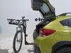 2021 subaru crosstrek hitch bike racks swagman fixed rack fits 2 inch s64400