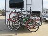 0  hitch bike racks swagman hanging rack fits 2 inch on a vehicle