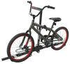 swagman hitch bike racks fixed rack 2 bikes s64650