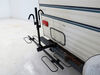 """Swagman Platform-Style 2 Bike Rack for 2"""" Hitches or RV Bumpers Locks Not Included S64663"""