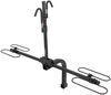 swagman hitch bike racks 2 bikes fits inch traveler xcs - platform-style rack for ball mount towing