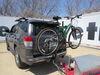 0  hitch bike racks swagman platform rack 2 bikes traveler xcs - platform-style for inch ball mount towing
