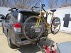 0  hitch bike racks swagman towing rack fold-up 2 bikes s64664