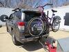 0  hitch bike racks swagman towing rack fold-up fits 2 inch s64664