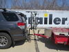 0  hitch bike racks swagman platform rack fits 2 inch traveler xcs - platform-style for ball mount towing