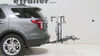 2014 ford explorer hitch bike racks swagman platform rack 4 bikes s64665