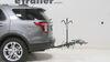 2014 ford explorer hitch bike racks swagman platform rack 4 bikes xtc4 for - 2 inch hitches frame mount