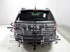 2014 ford explorer hitch bike racks swagman platform rack fold-up on a vehicle