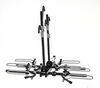 swagman hitch bike racks platform rack fold-up xtc4 for 4 bikes - 2 inch hitches frame mount