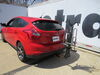 2013 ford focus hitch bike racks swagman platform rack fits 1-1/4 inch 2 and on a vehicle