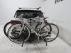 0  hitch bike racks swagman tilt-away rack 2 bikes on a vehicle