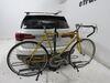 0  hitch bike racks swagman platform rack tilt-away on a vehicle