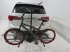 0  hitch bike racks swagman platform rack tilt-away xtc2 tilt for 2 bikes - 1-1/4 inch and hitches frame mount