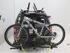 0  hitch bike racks swagman platform rack fits 1-1/4 inch 2 on a vehicle