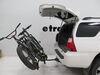 0  hitch bike racks swagman tilt-away rack fold-up 2 bikes on a vehicle