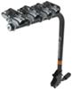 swagman hitch bike racks 4 bikes fits 2 inch xp - folding rack for 1-1/4 and trailer hitches