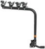 swagman hitch bike racks hanging rack 4 bikes xp - folding for 1-1/4 inch and 2 trailer hitches