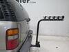 0  hitch bike racks swagman hanging rack fits 2 inch in use