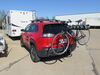 2017 jeep cherokee hitch bike racks swagman hanging rack 5 bikes xp - folding for 2 inch trailer hitches