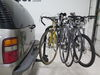 0  hitch bike racks swagman hanging rack tilt-away in use