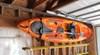 swagman watersport carriers kayak storage rack tajo wall mounted system