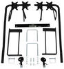 swagman rv and camper bike racks hanging rack 2 bikes around the spare deluxe for bumpers