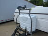 "Swagman Straddler Trailer-Mounted Bike Rack Carrier for A-Frame Trailers - 2"" - 100 lbs Tongue Mount Hitch Rack S80503"