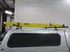 2017 nissan frontier roof rack swagman square bars on a vehicle