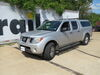 Swagman Roamer LT Roof Rack for Pop-Up Campers and Camper Shells - Steel - 7' Long - 150 lbs 2 Bar S80510 on 2017 Nissan Frontier