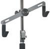 Floor to Ceiling 2 Bike Hanger - Swagman Hang It Gray S80960