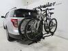 0  rv and camper bike racks swagman platform rack fits 2 inch hitch on a vehicle