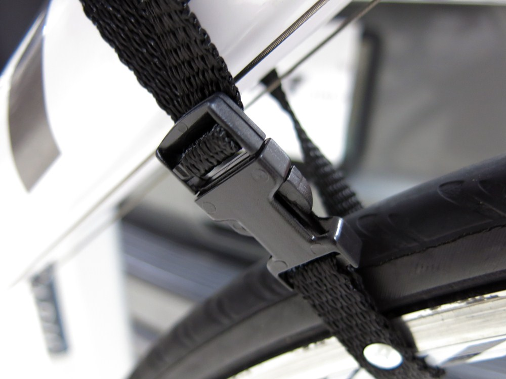 4 Pieces Adjustable Bike Rack Strap Replacement Bicycle Wheel Stabilizer Straps