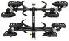 saris hitch bike racks platform rack 4 bikes superclamp ex - 2 inch hitches wheel mount tilting