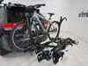 "Saris SuperClamp EX 4 Bike Platform Rack - 2"" Hitches - Wheel Mount - Tilting Carbon Fiber Bikes,Electric Bikes,Heavy Bikes SA4026F on 2014 Jeep"