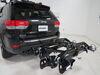 "Saris SuperClamp EX 4 Bike Platform Rack - 2"" Hitches - Wheel Mount - Tilting Class 3 SA4026F on 2014 Jeep Grand Cherokee"