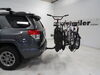 "Saris SuperClamp EX 4 Bike Platform Rack - 2"" Hitches - Wheel Mount - Tilting Fits 2 Inch Hitch SA4026F"