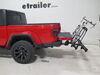 2020 jeep gladiator hitch bike racks saris platform rack tilt-away fold-up mtr 2 - inch hitches tilting