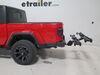 2020 jeep gladiator hitch bike racks saris 2 bikes fits inch sa4032
