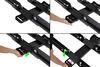 "Saris MTR 2 Bike Platform Rack - 2"" Hitches - Tilting Carbon Fiber Bikes,Electric Bikes SA4032"