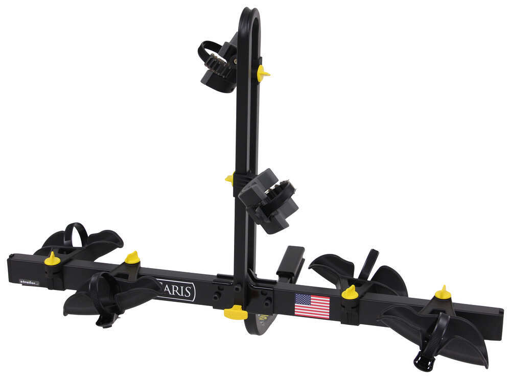 """Saris Freedom 2 Bike Platform Rack for Recumbents - 1-1/4"""" and 2"""" Hitches - Frame Mount Fits 1-1/4 Inch Hitch,Fits 2 Inch Hitch,Fits 1-1/4 a"""