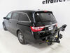 Saris Tilt-Away Rack,Fold-Up Rack Hitch Bike Racks - SA4414B on 2013 Honda Odyssey