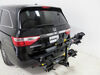SA4414B - Locks Not Included Saris Hitch Bike Racks on 2013 Honda Odyssey