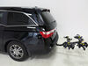 Hitch Bike Racks SA4414B - Frame Mount - Saris on 2013 Honda Odyssey