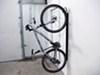Saris Bike Trac Vertical Bike Storage Rack - Wall Mount - 1 Bike Black SA6003T